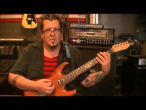 How to play Superbeast by Rob Zombie on guitar by Mike Gross