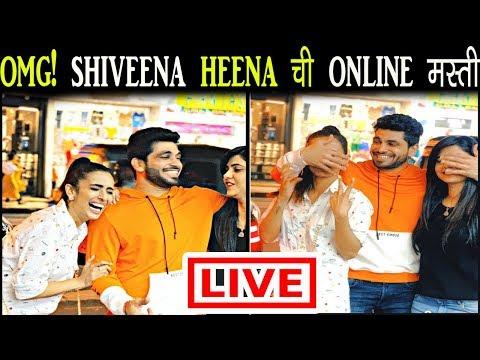Bigg Boss Marathi 2 Today   OMG Veena Shiv Heena Live Online Masti , Shiv Thakre BBM2 Winner, Parag