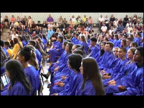 Wareham Middle School Graduation 2018