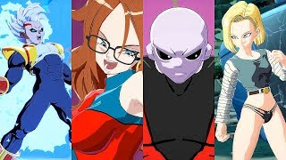 Dragon Ball FighterZ - ALL SUPERS & Variations Mods Edition @ 1440p (60ᶠᵖˢ) QHD ✔