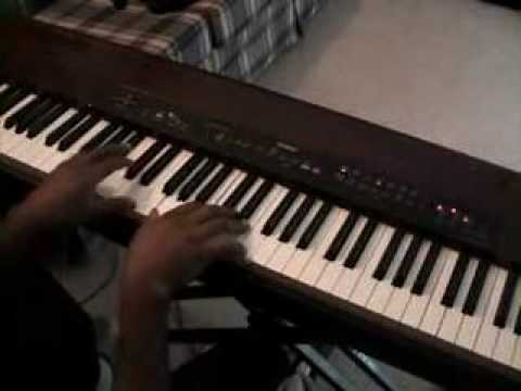 We Fall Down Simple and Complex Piano Chords - YouTube
