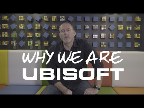 Why We Are Ubisoft