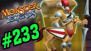 ✔️MỞ HÒM MAY MẮN TRÚNG KỊ BINH NHÂN MÃ !! - Monster Legends Game Mobiles - Android, Ios #232