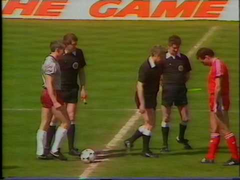 Aberdeen v Hearts Fc Cup Final 1986 First quarter