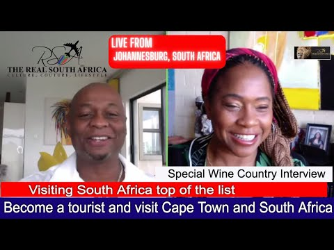 South Africa | From California to Wine Country in South Africa Zuri Wine with LOVE