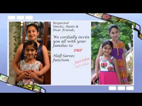 Akkis Voni Function Video Invitation FunnyDogTV