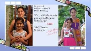 Mandhadi Family Invitation