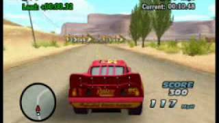 Cars the game