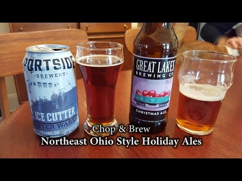 Chop & Brew | Northeast Ohio Style Holiday Ales