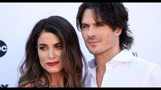 """Zapętlaj Nikki Reed praised Ian Somerhalder for being """"special and caring"""" father 