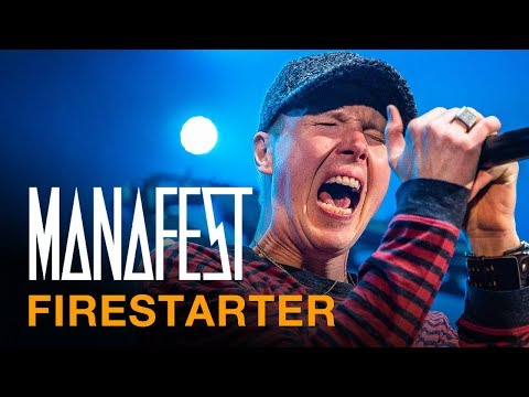 Клип Manafest - Firestarter