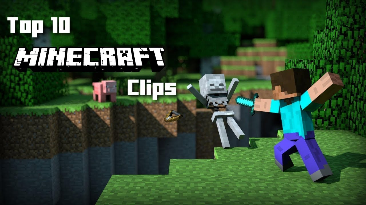 Top 100 Clips of the Week - Minecraft - Episode 10