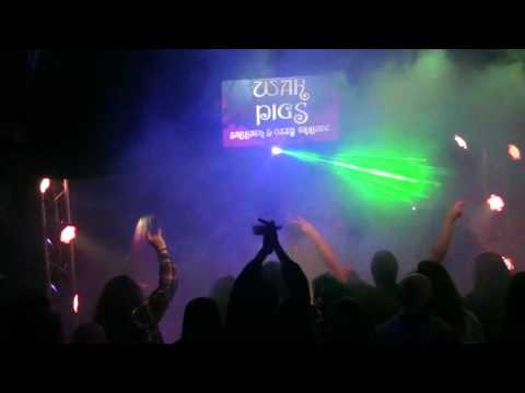 War Pigs Live at the Rockstar Bar Part 1
