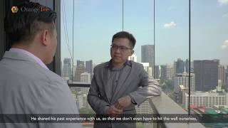 Looking For A Mentor For Your Real Estate Business? Listen To What Junjie Has To Say.