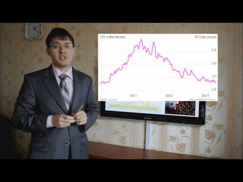 Coffee Commodity Trading