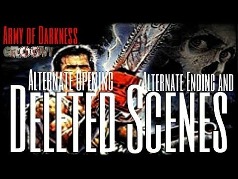 Army of Darkness Deleted Scene...