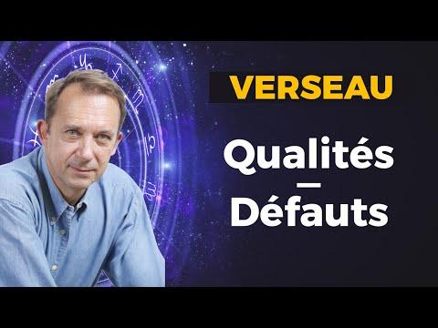 Qualités Et Défauts Du Verseau- Jean Yves Espié 🙏