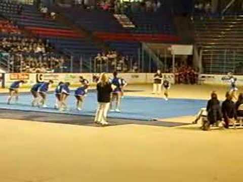 Salem High School Cheerleading