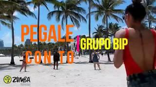 pegale con to grupo bip with nikki cordero zumba