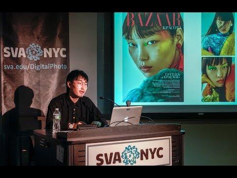 Ruo Bing Li - Beauty & Fashion Photographer - Видео онлайн