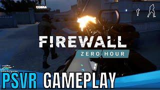 FIREWALL ZERO HOUR | PSVR | First Impressions!!!!