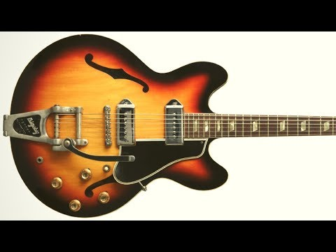 Blues Guitar Backing Jam Track | Howlin' Wolf style (A)