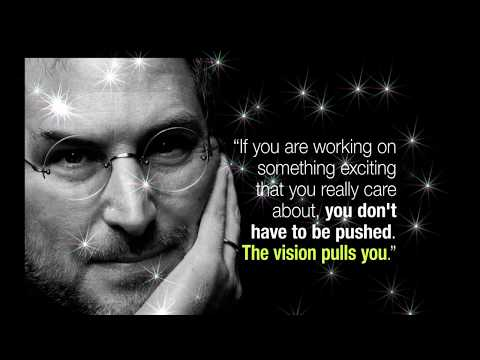 Must watch...Steve Jobs Inspirational speech for all Dropouts