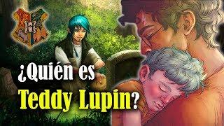 ¿Quién es Teddy Lupin?