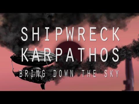 Shipwreck Karpathos - Bring Down the Sky (kickstarter campaign)