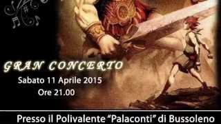 DAVIDE E GOLIA - Concert For David-Grancasse And Goliath-Band - Ferrer Ferran