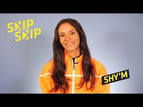 Youtube: Shy'm:«J'ai jamais osé demander aux rappeurs»  Skip Skip