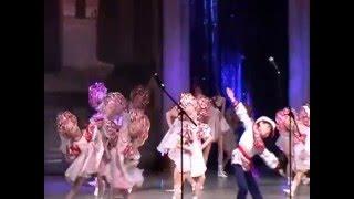 Русский танец малышей