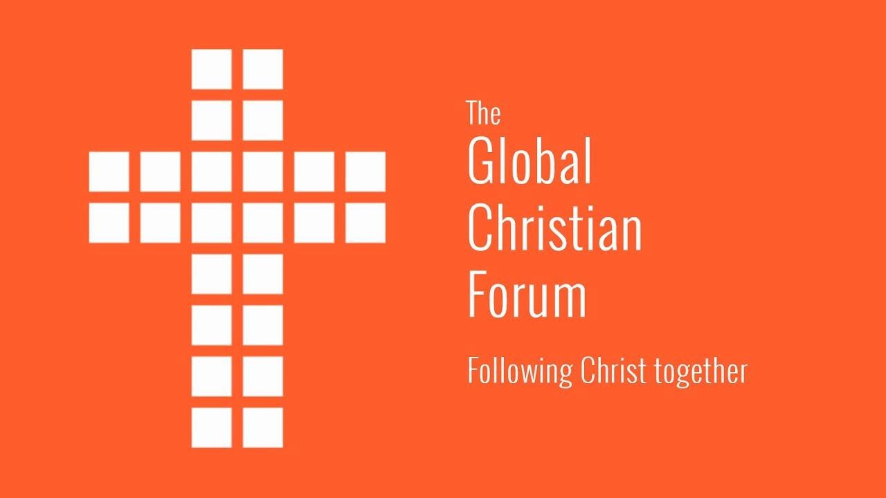 El Foro Cristiano Mundial Seguir Juntos A Cristo