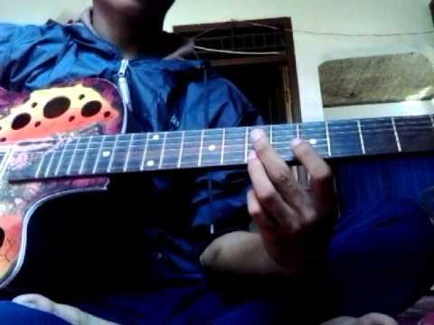 Belajar gitar india(cover gitar by:ucuf)