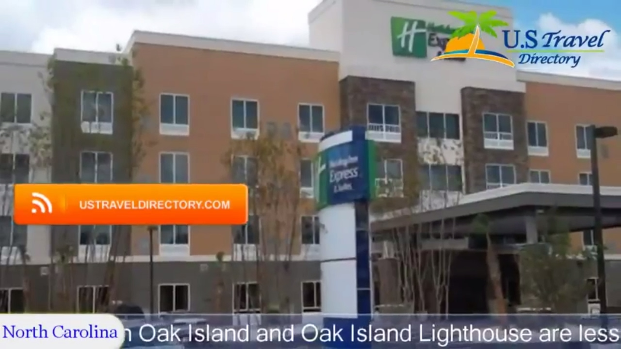 Holiday Inn Express Suites Southport Oak Island Area Midway Hotels North Carolina