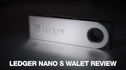 Ledger Nano S Review 2018 and why we can't recommend it