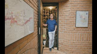 Collecting Wine with Staffan Hansson