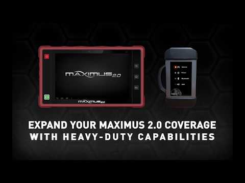 Tech Tip - How to Add the MDHDM Heavy-Duty Module to Your Maximus 2 0