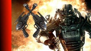 Fallout 3 Firelance Rare Weapon