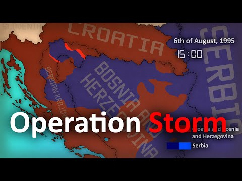 «Operation Storm» | Every hour