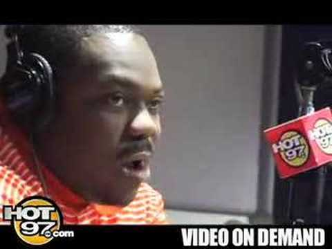 HOT 97- Angie Martinez interviews Beanie Sigel and Freeway