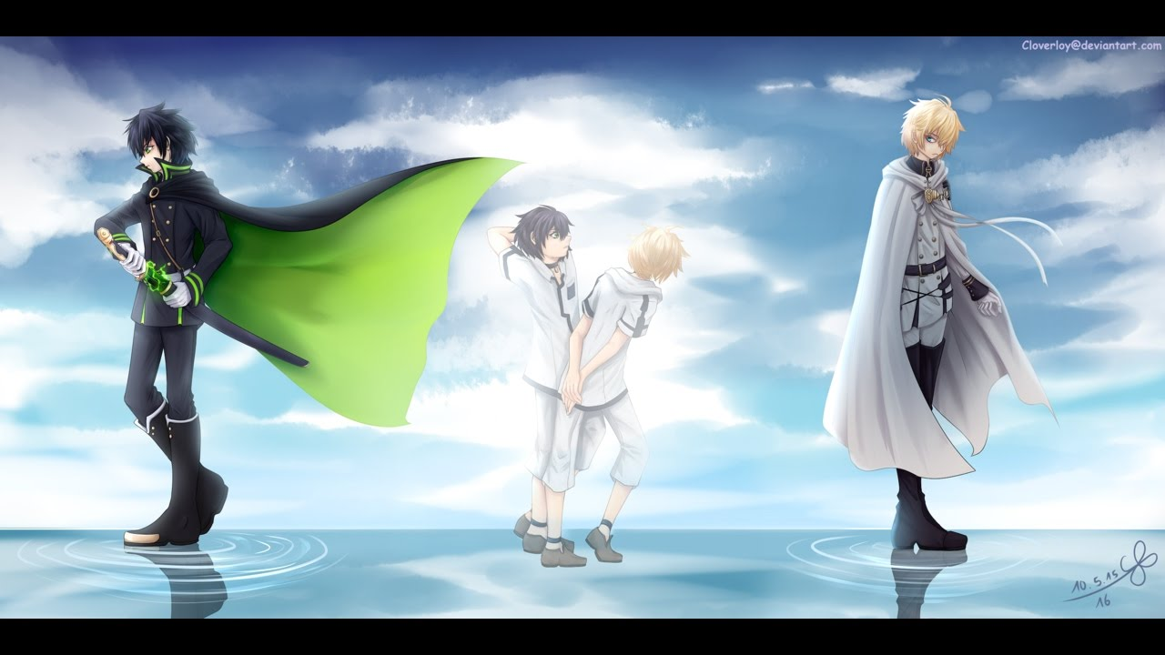 Seraph Of The End Staffel 3