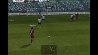 PES 2013 DEMO Gameplay PC HD 5670