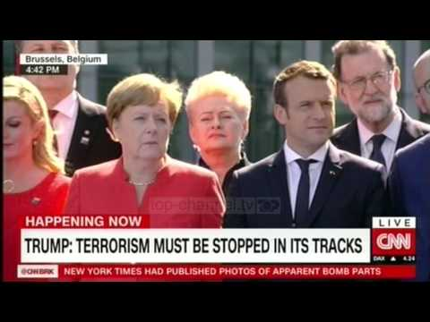 Samiti i NATO, Trump: Paguani për mbrojtjen - Top Channel Albania - News - Lajme