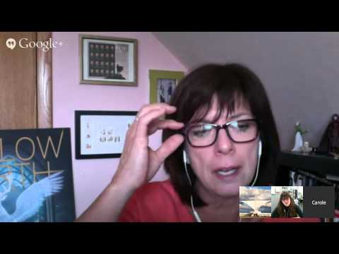 Hangout with Art: Art and Story with Carole E. Barrowman