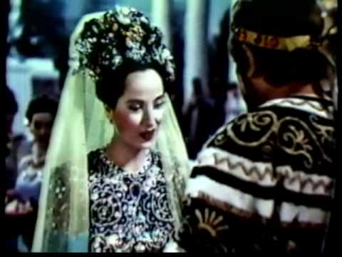 Merle Oberon in NIGHT IN PARADISE (1946) - Part 1/7