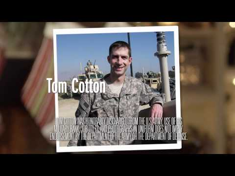 Tom Cotton for Senate: Infantry