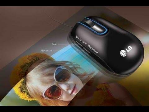 lg mouse scanner driver