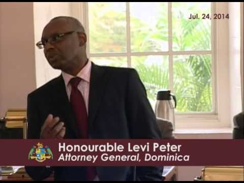 Dominica AG on the Suspension of Senator Lugay