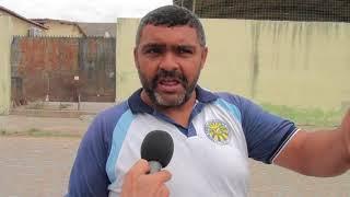 Morada Nova - Desportista e populares opinam sobre a construção da areninha